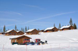 Utleiehytte 7, 8 og 10 direkte ved alpinanlegg og Mattisstua